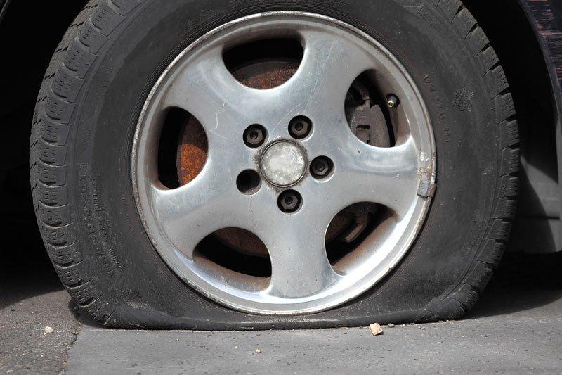 Car Insurance If Tire Pops